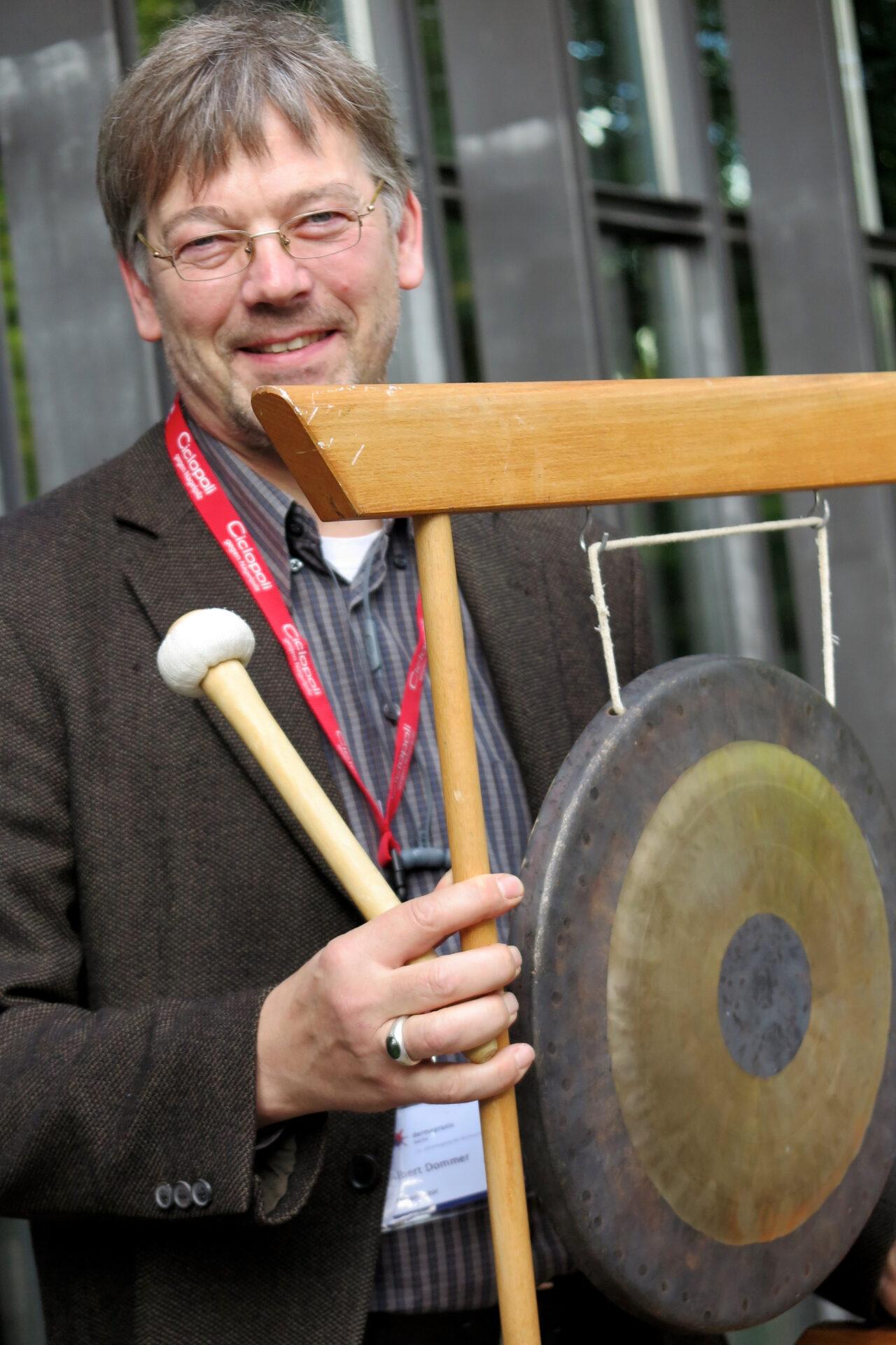 Herr Dommer und der Gong