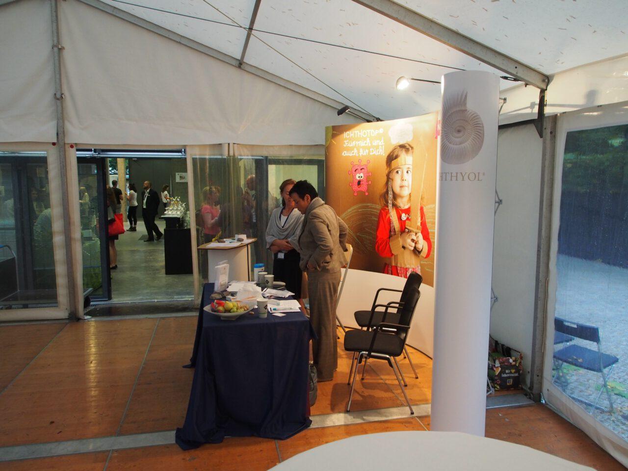 Premiere des erweiterten Ausstellungsbereiches