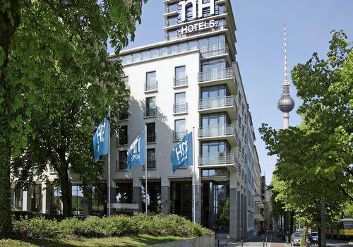 nh Hotels Berlin Alexanderplatz