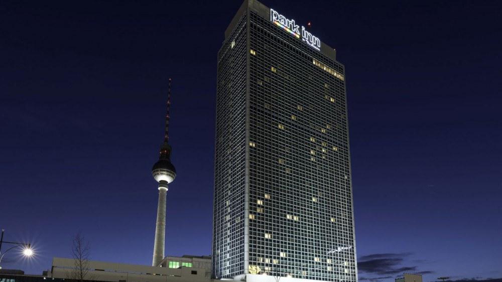 PARK INN BERLIN-ALEXANDERPLATZ