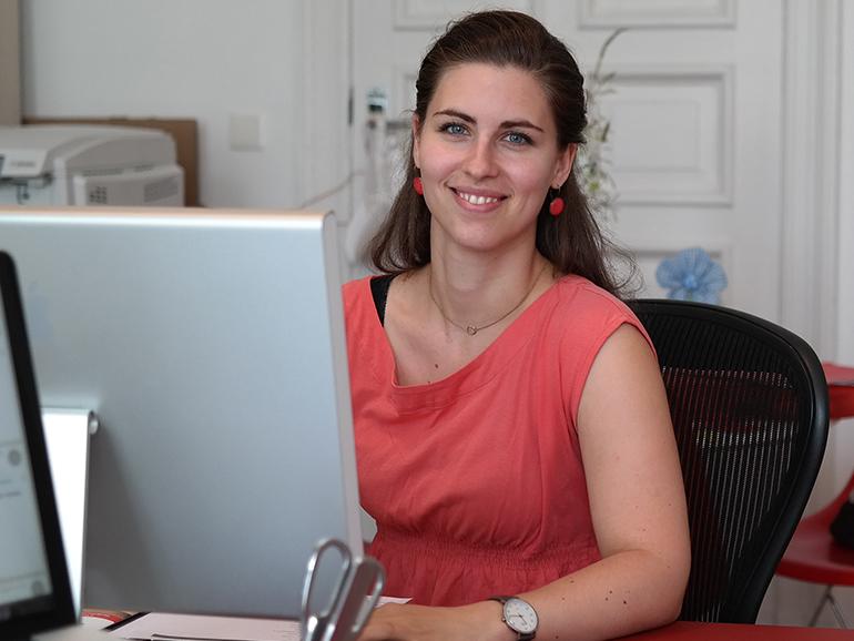 Johanna Kühnelt   Teilnehmermanagement